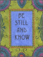 ZE 325 Be Still and Know