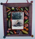 ZE 20 F Leaf Picture Frame