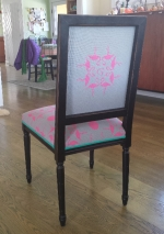 ZE 328 Back Of Flamingo Chair