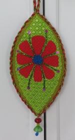 ZE 259 L Flower Leaf ormanent
