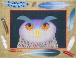 ZE 278 Owl Portrait