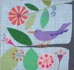 ZE 333 Lilac Bird