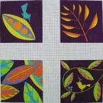 ZE 439 2 Birds 4 Squares