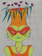 ZE 540 Martian Masquerade - Pothead