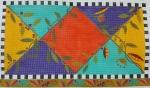 ZE 465 Trellis/ w ribbon