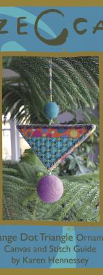 Orange Dot Triangle Stitch Guide